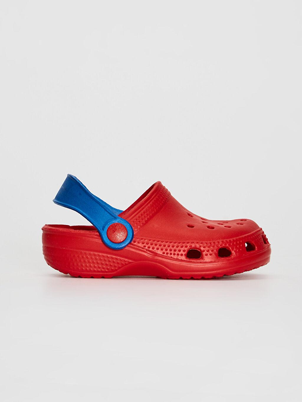 Kırmızı Erkek Çocuk Sandalet 0SH303Z4 LC Waikiki