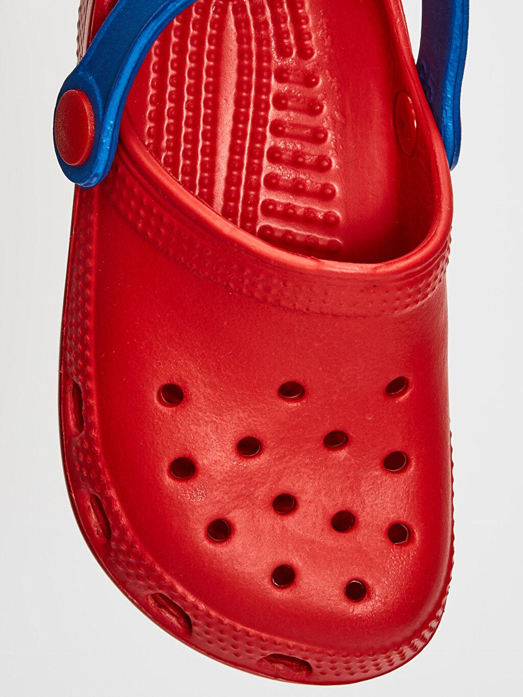 LC Waikiki Kırmızı Erkek Çocuk Sandalet