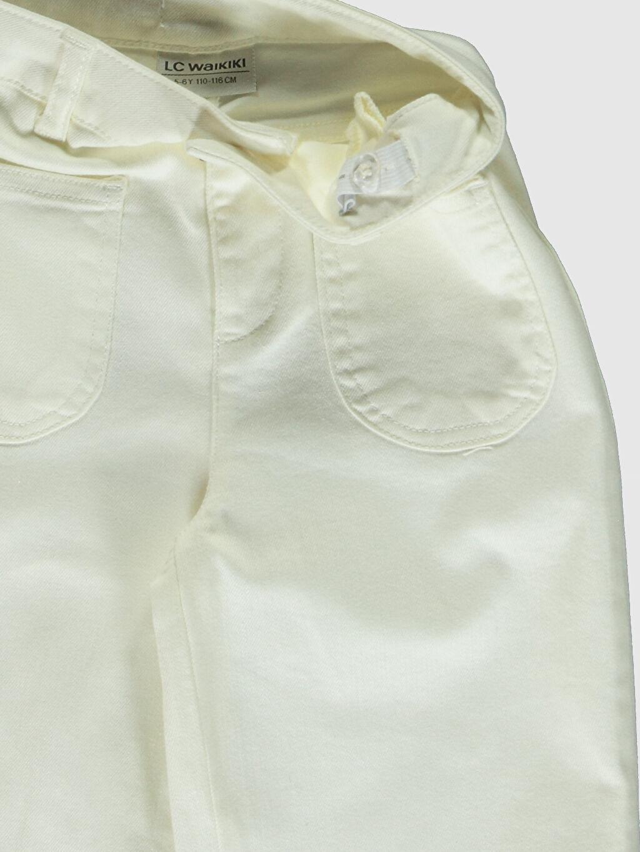Kız Çocuk Kız Çocuk Gabardin Pantolon