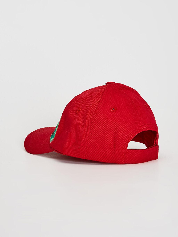 Erkek Çocuk Erkek Çocuk Angry Birds Baskılı Şapka