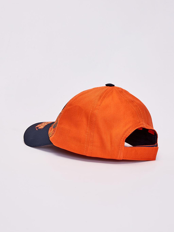 Erkek Çocuk Erkek Çocuk Rafadan Tayfa Baskılı Şapka