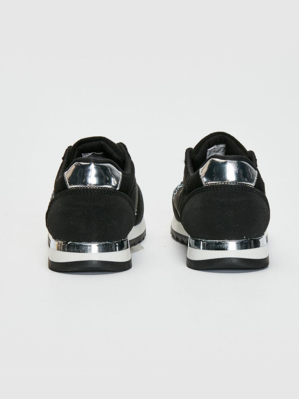 Kız Çocuk Taş Yapıştırma Günlük Spor Ayakkabı