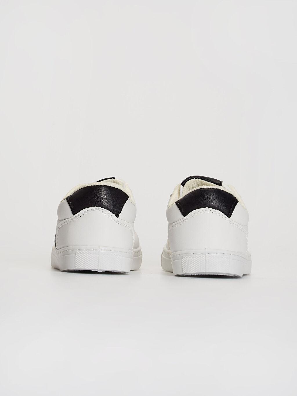 Erkek Çocuk Bağcıklı Günlük Spor Ayakkabı