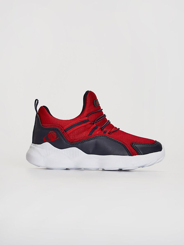Kırmızı Erkek Çocuk Basketbol Ayakkabısı 0SK255Z4 LC Waikiki