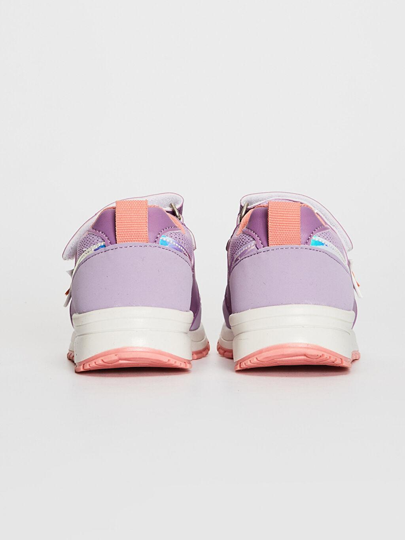 Kız Çocuk Cırt Cırtlı Günlük Ayakkabı