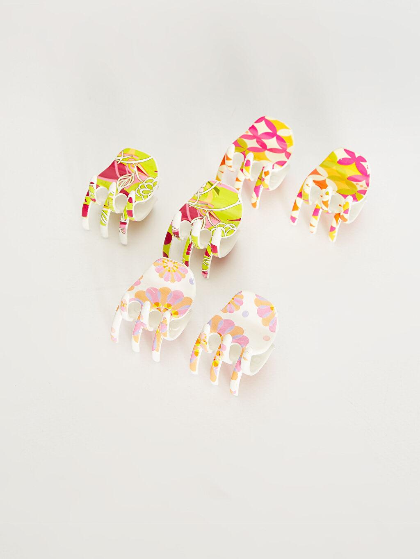 Çok Renkli Kız Çocuk Mandal Toka Seti 0SL218Z4 LC Waikiki