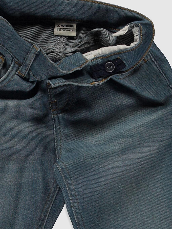 Erkek Çocuk Erkek Çocuk Super Skinny Jean Pantolon