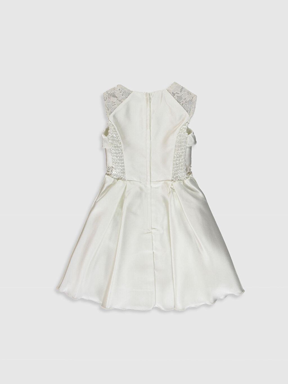 Daisy Girl Kız Çocuk Dantel Detaylı Abiye Elbise