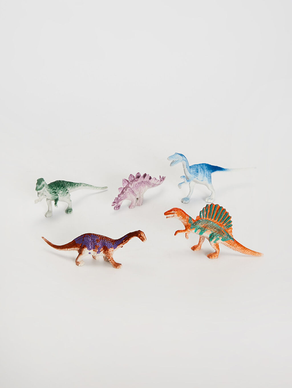 Plastik  Oyuncak Dinazor Seti