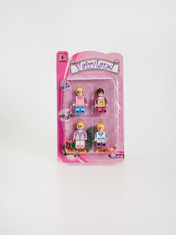 Çok Renkli Fairyland Mini Figür 4'lü 0SU249Z4 LC Waikiki