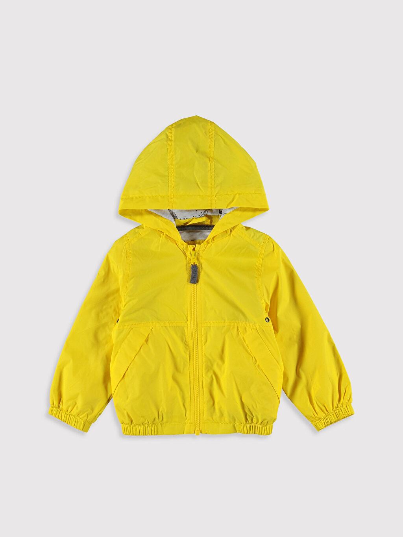 Sarı Erkek Bebek Yağmurluk 0S0252Z1 LC Waikiki