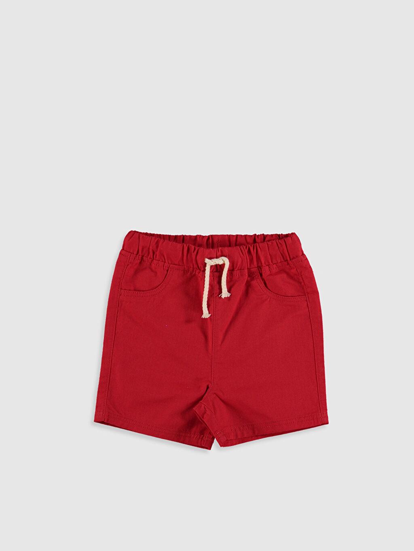 Kırmızı Şort 0S1120Z1 LC Waikiki