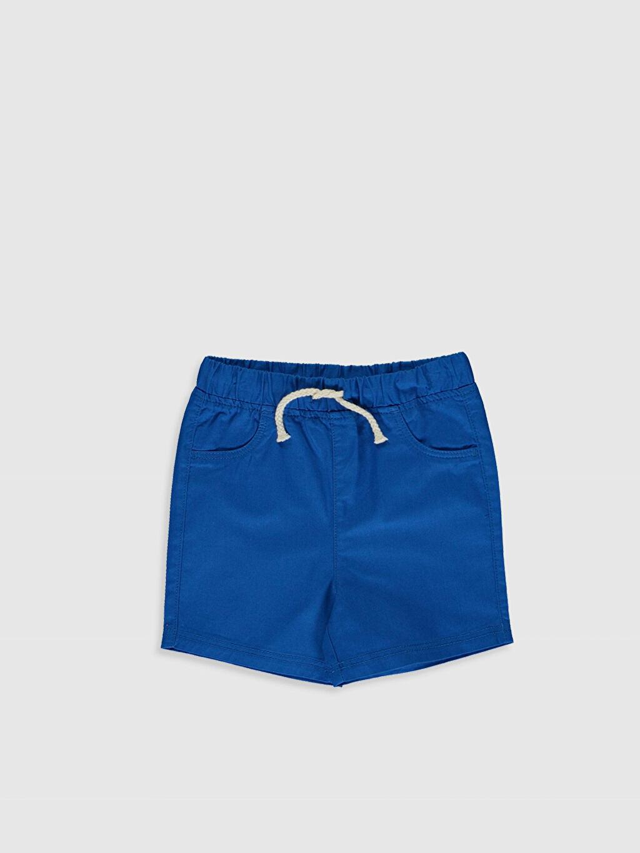 Mavi Şort 0S1120Z1 LC Waikiki