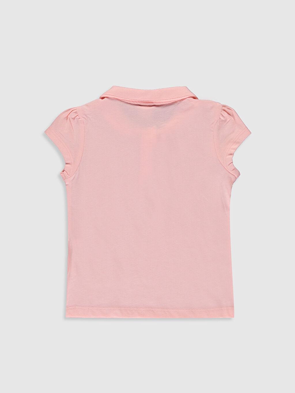%100 Pamuk Standart Düz Kısa Kol Tişört Diğer Kız Bebek Pamuklu Basic Tişört