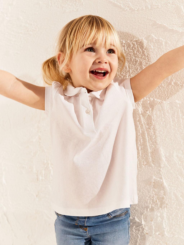 Kız Bebek Kız Bebek Jean Pantolon