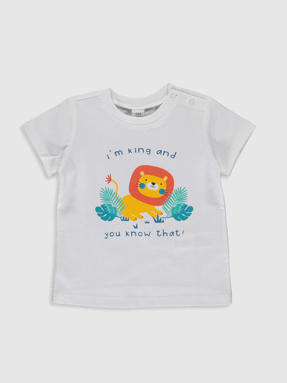 Erkek Bebek Desenli Pijama Takımı 3'lü