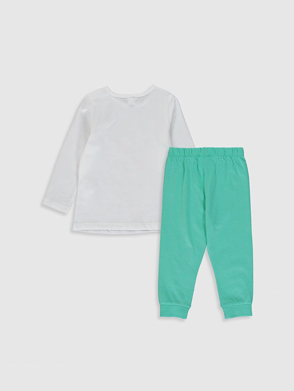 %100 Pamuk Standart Pijamalar Pijama Takımı