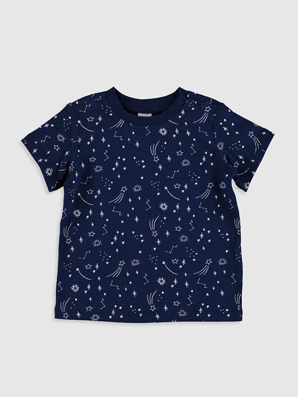 Erkek Bebek Erkek Bebek Desenli Pijama Takımı 4'lü