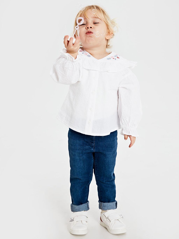 Kız Bebek Gömlek