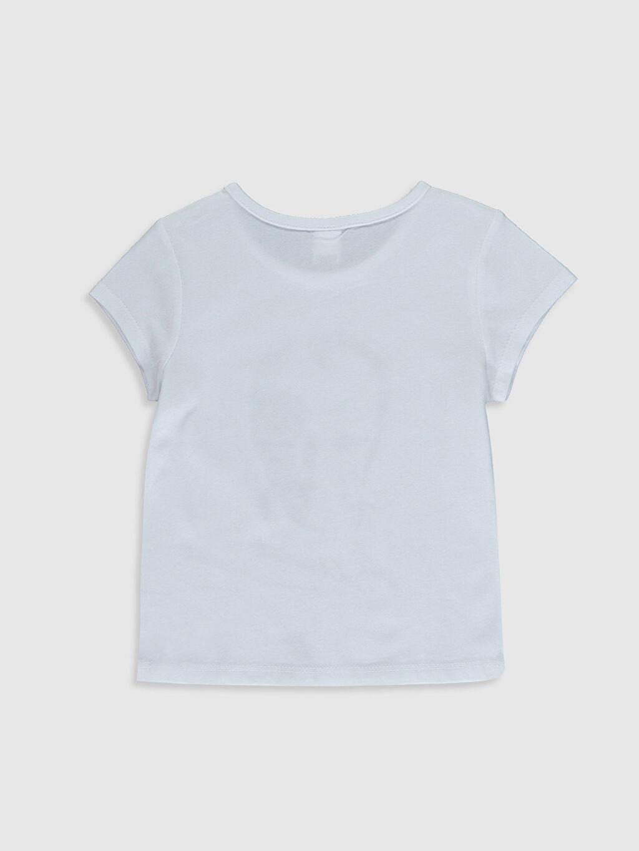 %100 Pamuk Baskılı Kısa Kol Tişört Bisiklet Yaka Standart Kız Bebek Atatürk Baskılı ve İmzalı Tişört