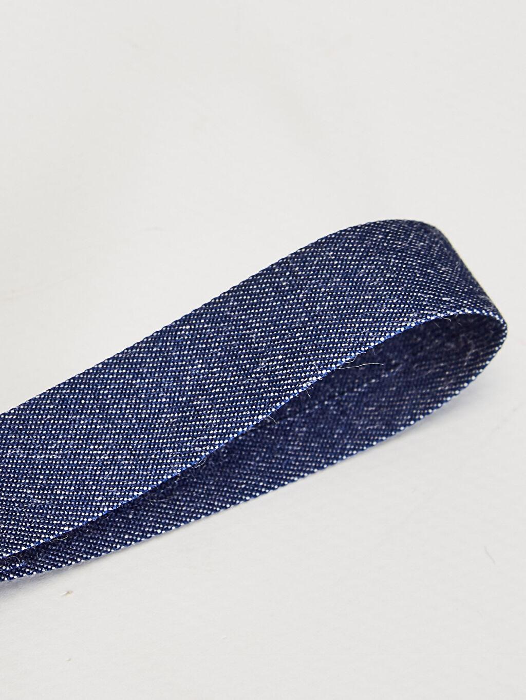 %52 Pamuk %48 Polyester  Erkek Bebek Papyon