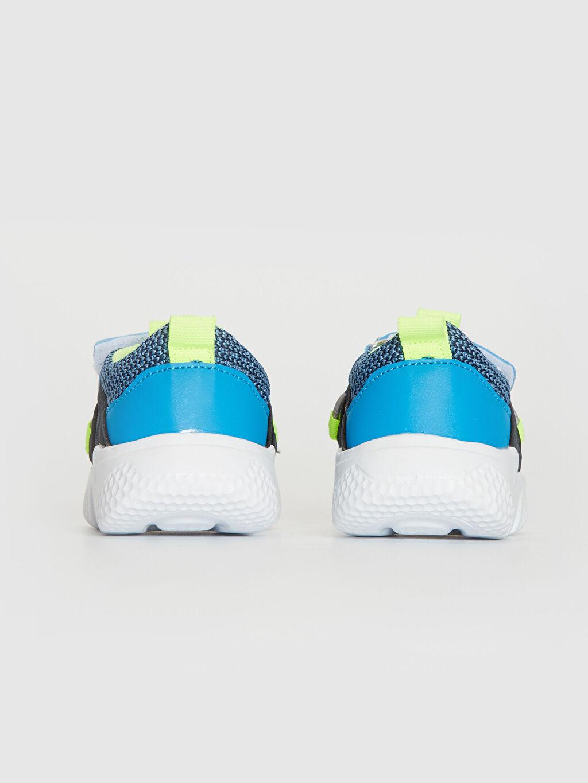 Erkek Bebek Kalın Taban Spor Ayakkabı
