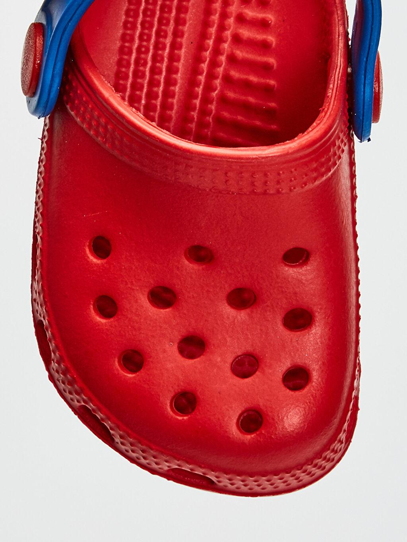 LC Waikiki Kırmızı Erkek Bebek Sandalet