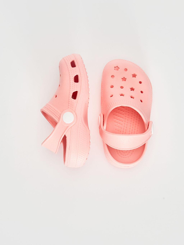 %0 Diğer malzeme (eva)  Kız Bebek Sandalet