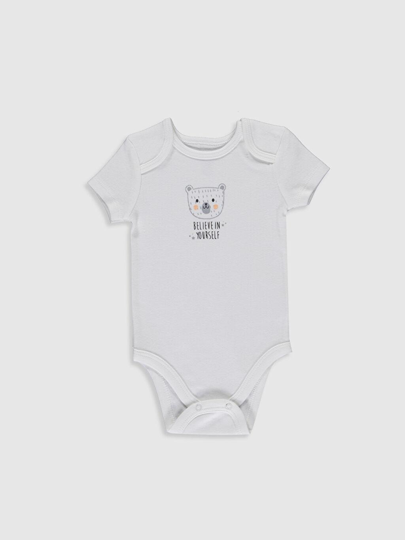 Erkek Bebek Yenidoğan Takım 3'lü