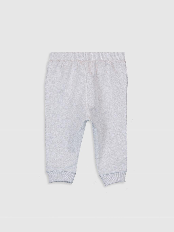 %100 Pamuk  Erkek Bebek Jogger Pantolon