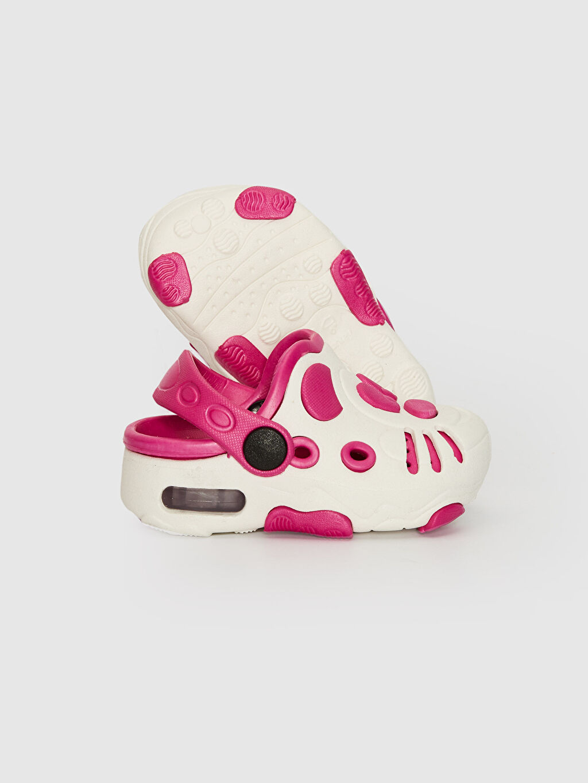 Kız Bebek Kız Bebek Kalın Taban Sandalet