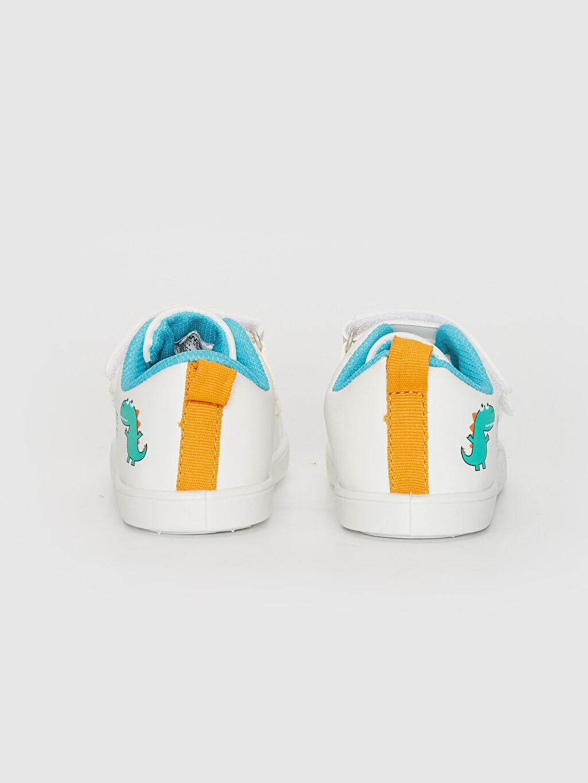 Erkek Bebek Cırt Cırtlı Günlük Ayakkabı