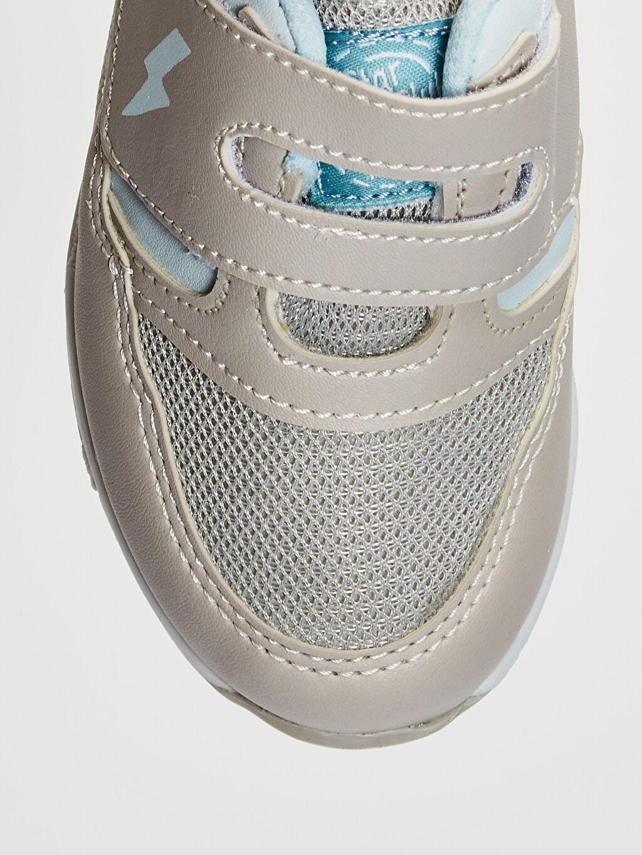 LC Waikiki Beyaz Erkek Bebek Air Taban Cırt Cırtlı Günlük Ayakkabı