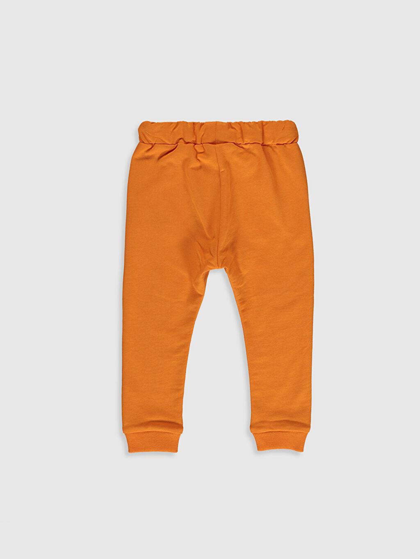 %82 Pamuk %18 Polyester  Erkek Bebek Jogger Eşofman Altı