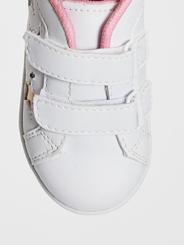 LC Waikiki Beyaz Kız Bebek Işıklı Günlük Ayakkabı