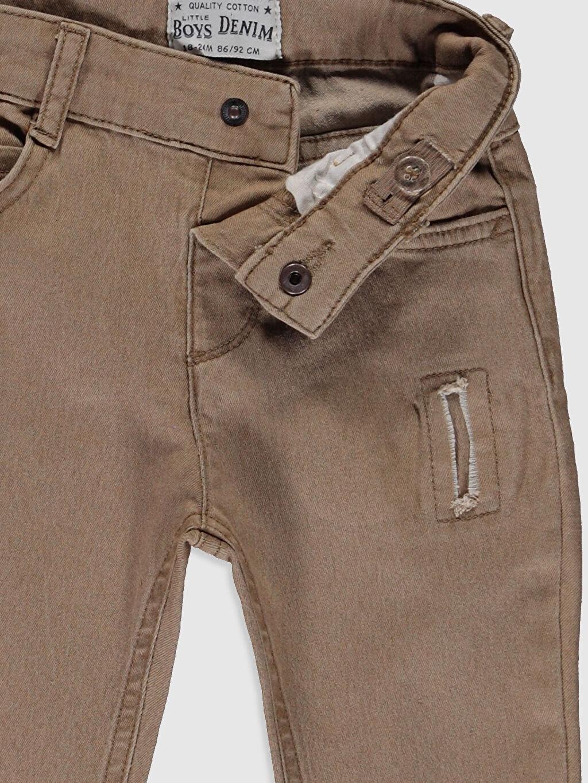 Erkek Bebek Erkek Bebek Skinny Jean Pantolon