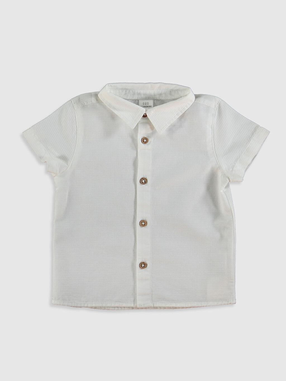 Erkek Bebek Erkek Bebek Gömlek ve Şort