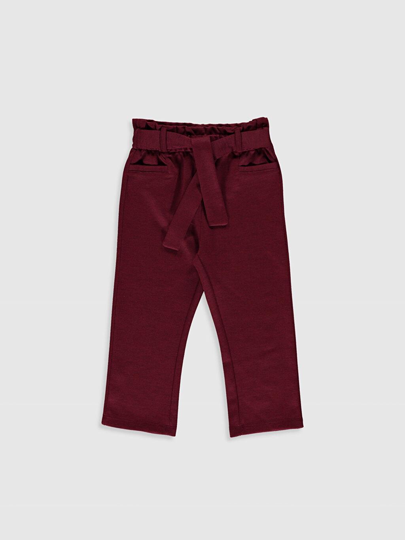 Pembe Kız Bebek Pantolon 0SB187Z1 LC Waikiki