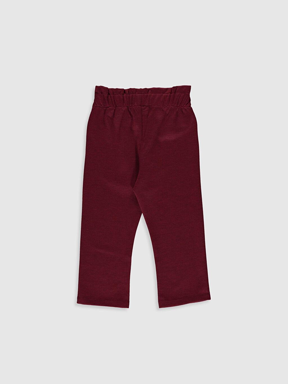%73 Polyester %23 Viskoz %4 Elastan  Kız Bebek Pantolon