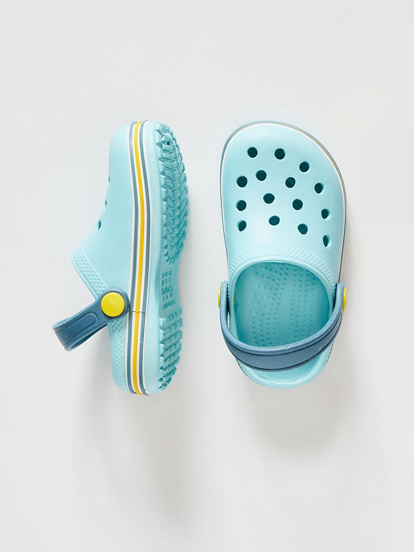 Diğer malzeme (eva)  Erkek Bebek Sandalet