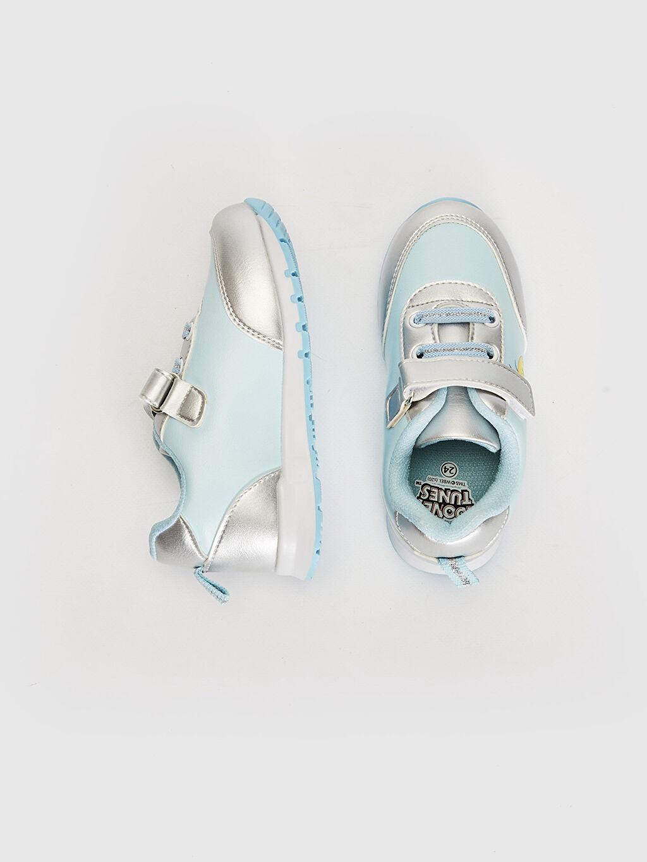 %0 Diğer malzeme (pvc)  Kız Bebek Tweety Baskılı Günlük Spor Ayakkabı