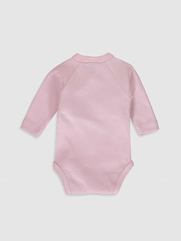 Luggi Baby Yenidoğan Çıtçıtlı Body