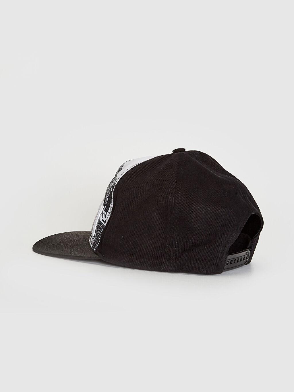 Erkek Nakışlı Hip Hop Şapka