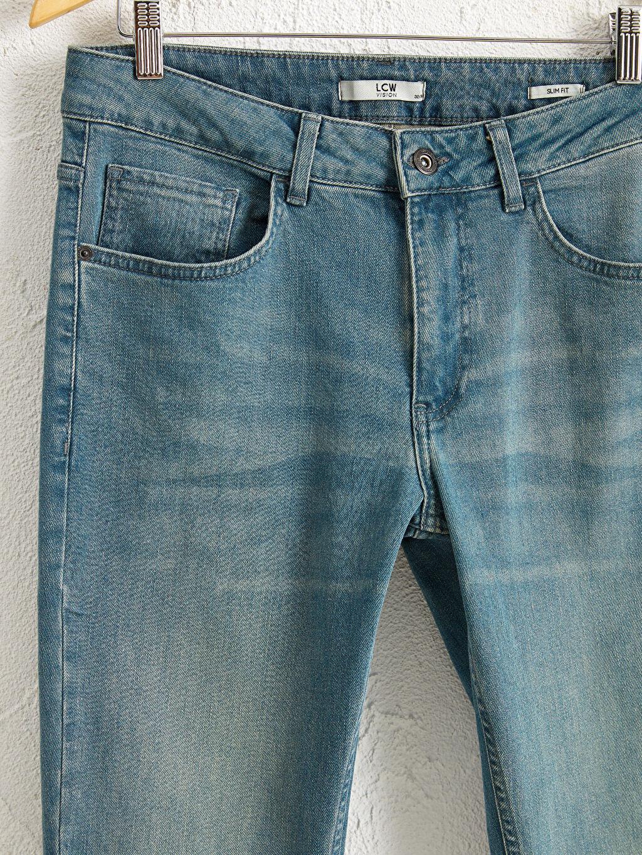 0SS349Z8 750 Slim Fit Jean Pantolon