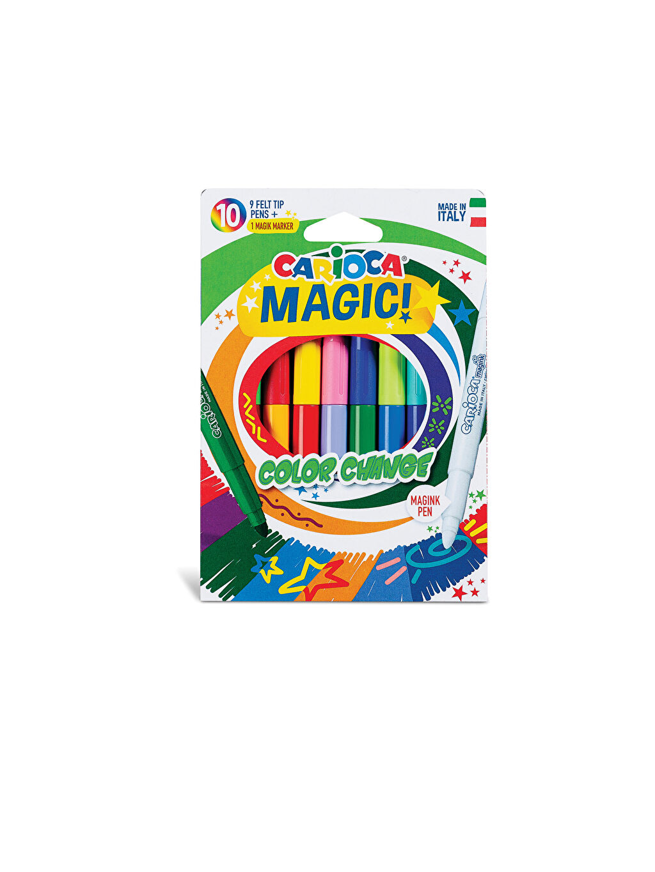 Çok Renkli Carioca Renk Değiştiren Boya Kalemi 9WR920Z4 LC Waikiki