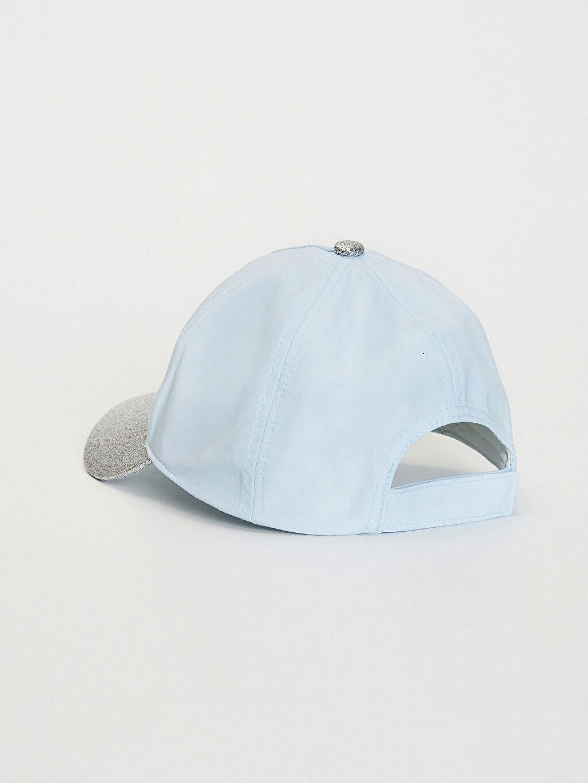 Kız Çocuk Kız Çocuk Frozen Lisanslı Şapka