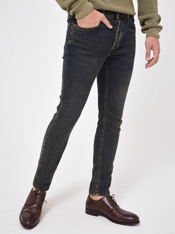 Yeşil 760 Skinny Fit Jean Pantolon