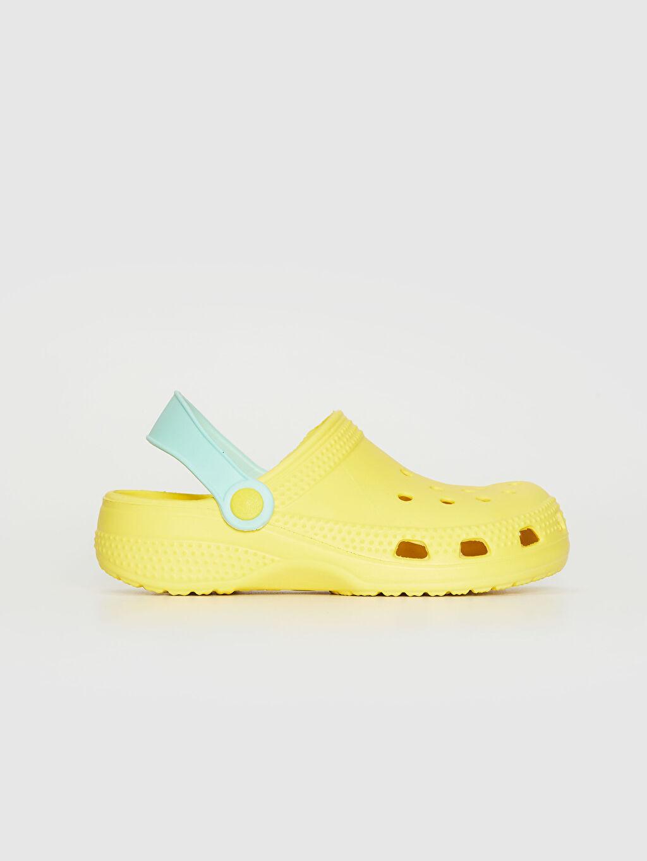 Sarı Erkek Çocuk Sandalet 0SH302Z4 LC Waikiki