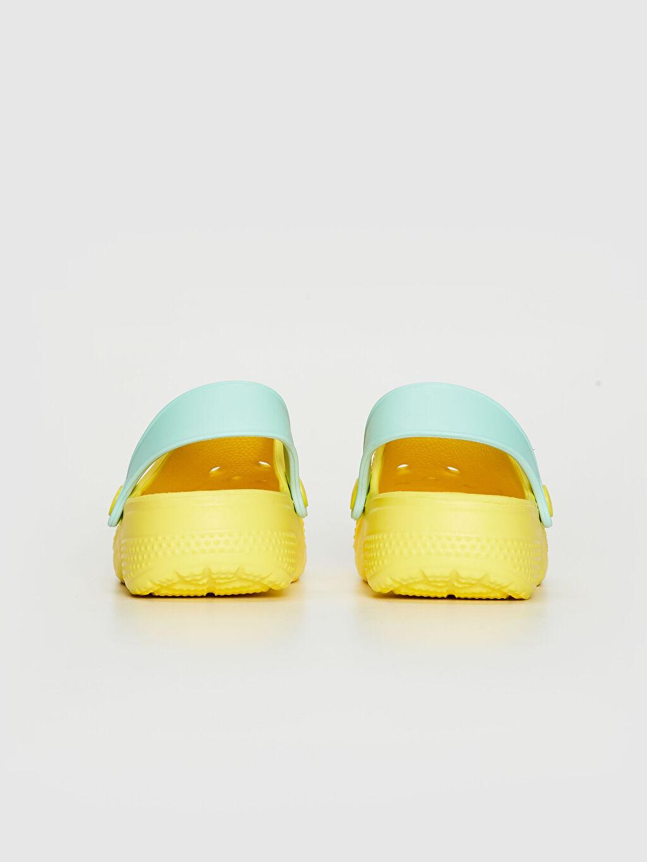 LC Waikiki Sarı Erkek Çocuk Sandalet