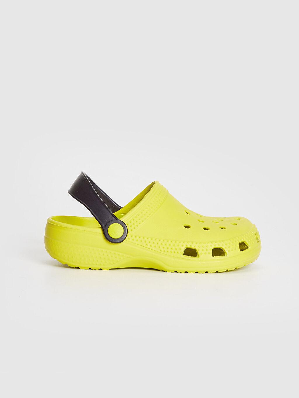 Yeşil Erkek Çocuk Sandalet 0SH302Z4 LC Waikiki